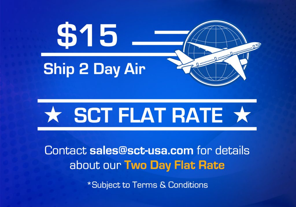 Two Day Flat Rate Shipping Program