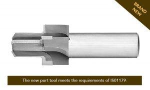 ISO 1179 Port Tool